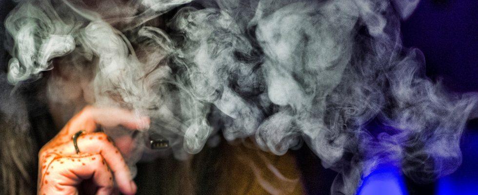 Dampfen Aufhören
